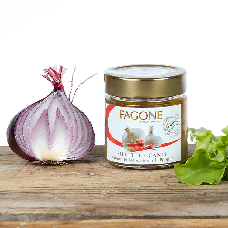Filetti piccanti Fagone - Presidio Slow Food