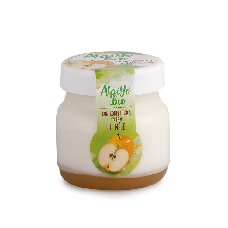 Yogurt mele Bio