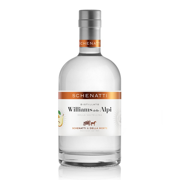 Distillato Williams delle Alpi