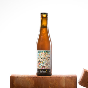 Birra Monkey Planet - Legnone 33 cl.