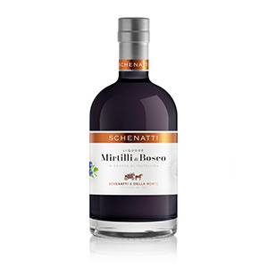 Grappa & mirtilli di bosco